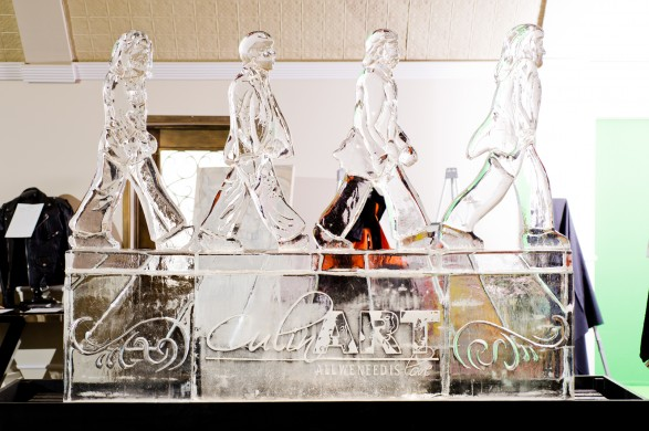 ice-sculpture-beatles-abbey-road