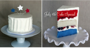 Coco Paloma 4th of July cake